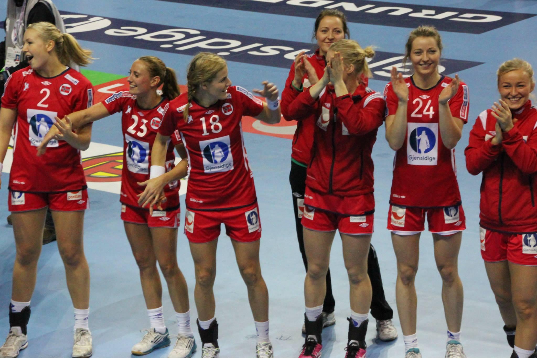 Håndballens Venner i Serbia - VM Serbia 2013