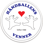 Vi er 100% for håndball!