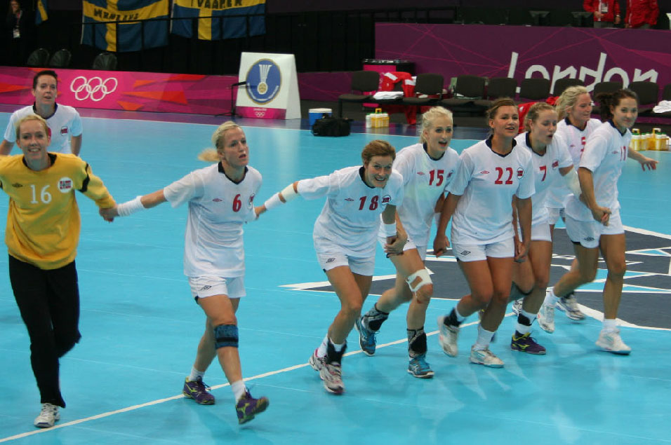 Håndballens Venner i London (OL London 2012)